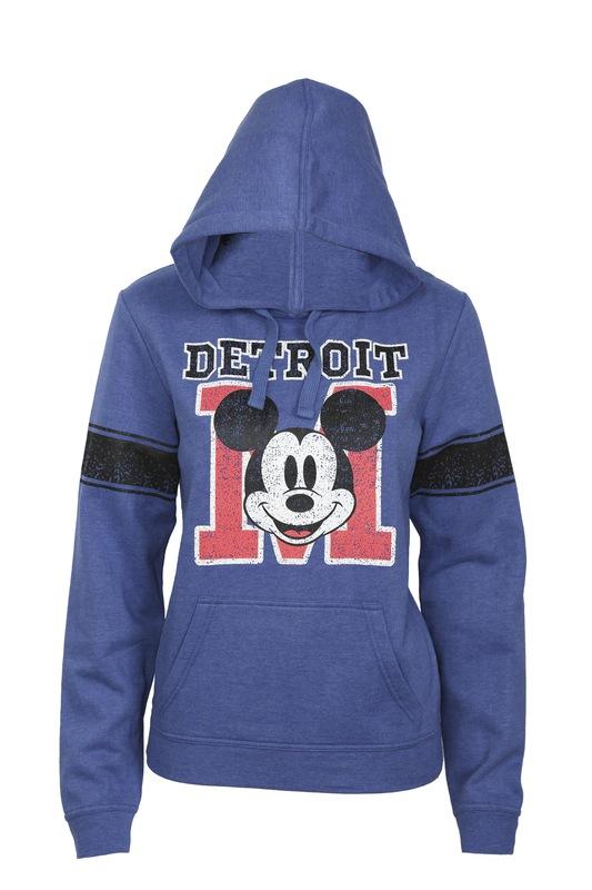 Sudadera Mickey Detroit por 14€