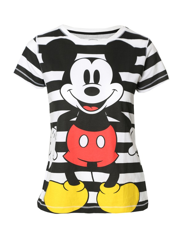 Camiseta Mickey Mouse por 7€ (Frontal)