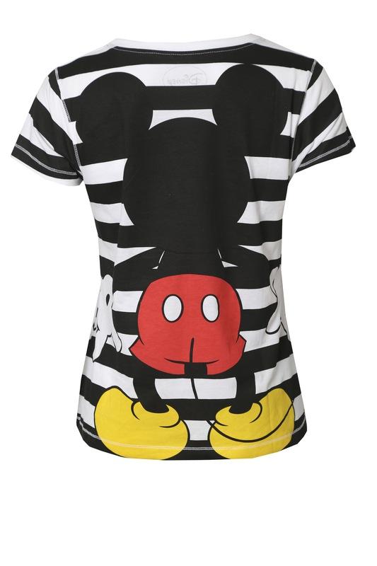 Camiseta Mickey Mouse por 7€ (Trasero)