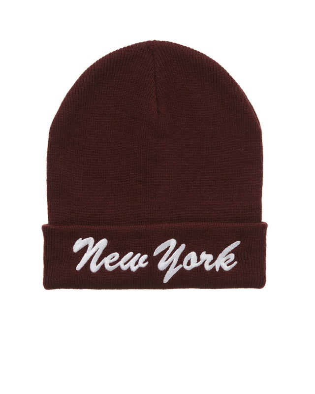 Gorro New York por 3€