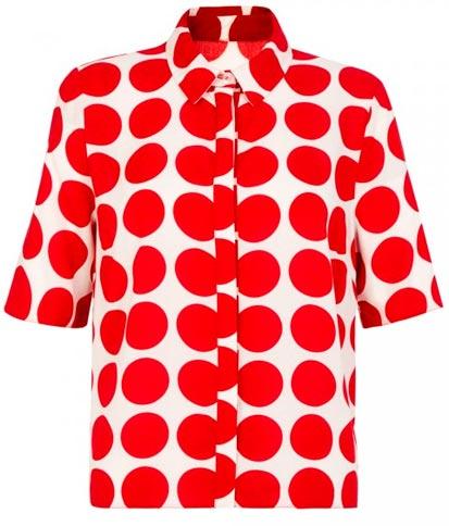 Camisa-Primark-a-lunares-rojos