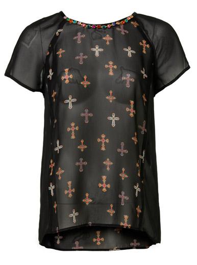 Blusa-de-mujer-transparencia-negro-y-satinado