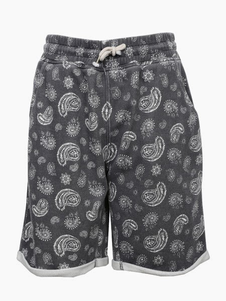 Shorts Primark estampados en color gris por 10 euros