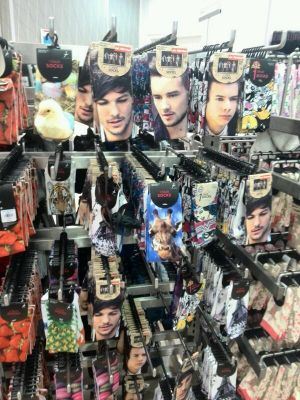 calcetines One direction Primark