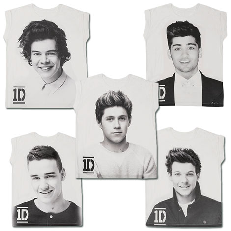 One Direction en Primark