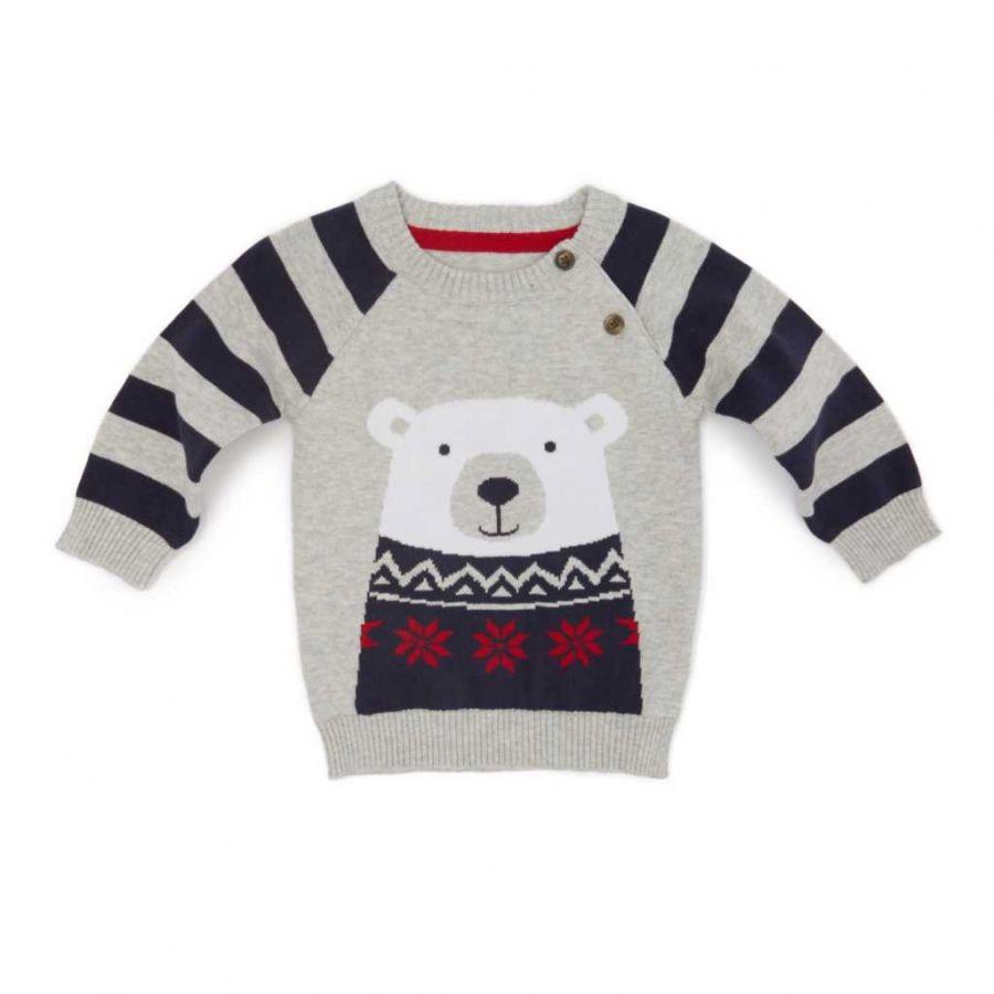 suéteres recién nacidos