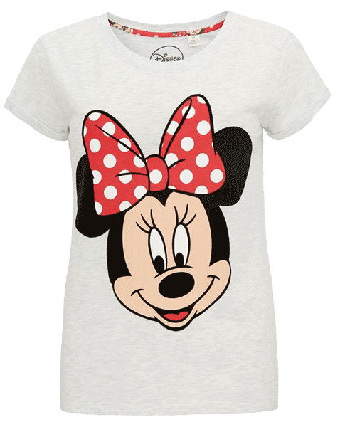 camiseta-minnie-pijama