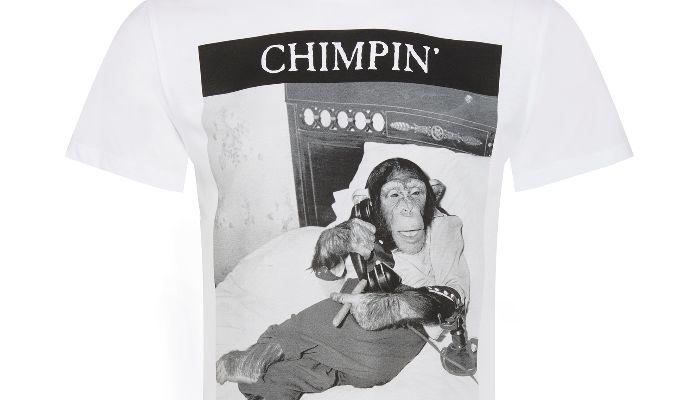 camiseta mono primark