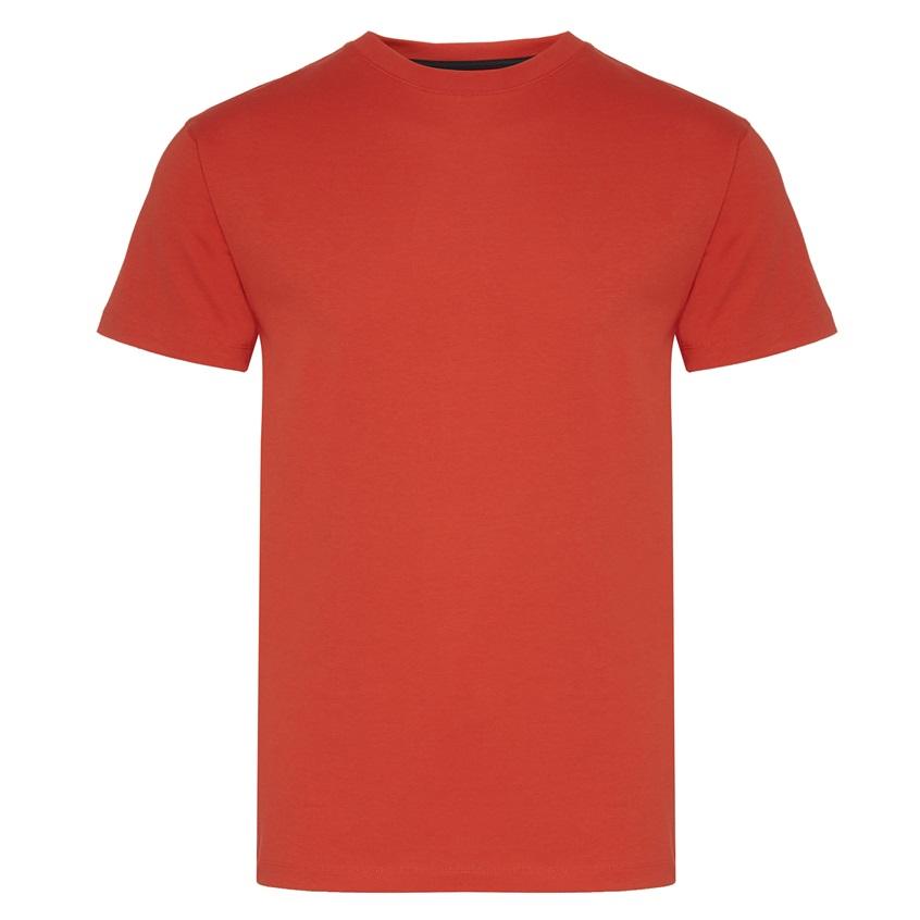 Camiseta roja de hombre