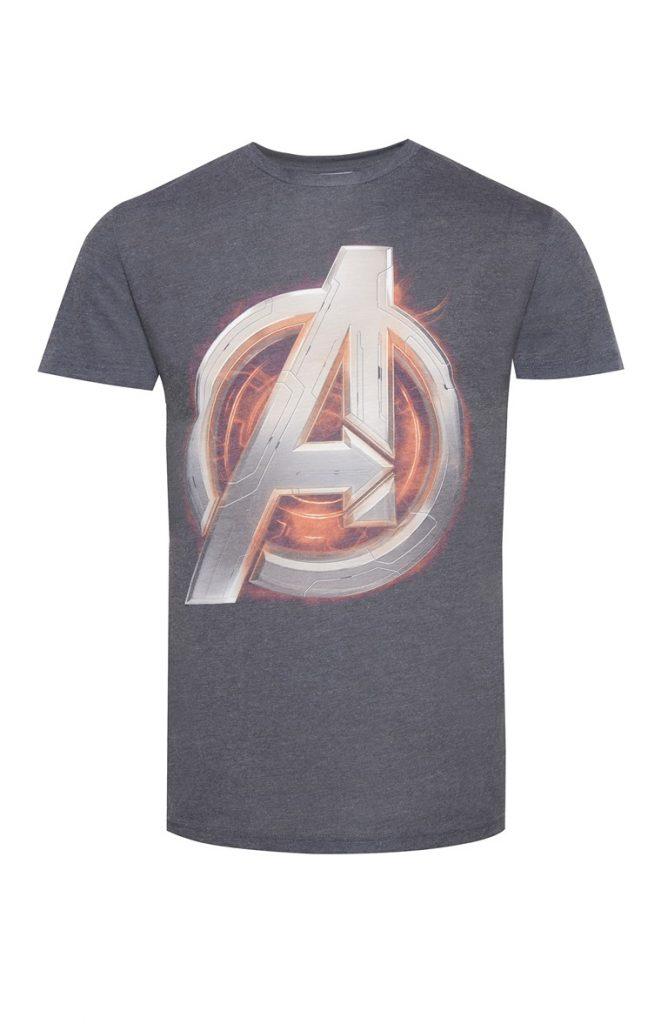 Camiseta logo Avengers
