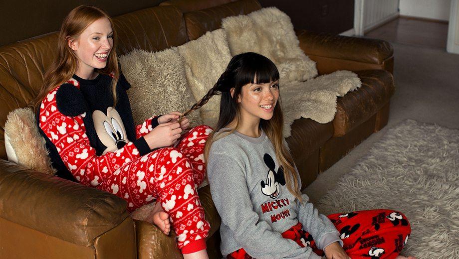 pijamas minnie mujer primark