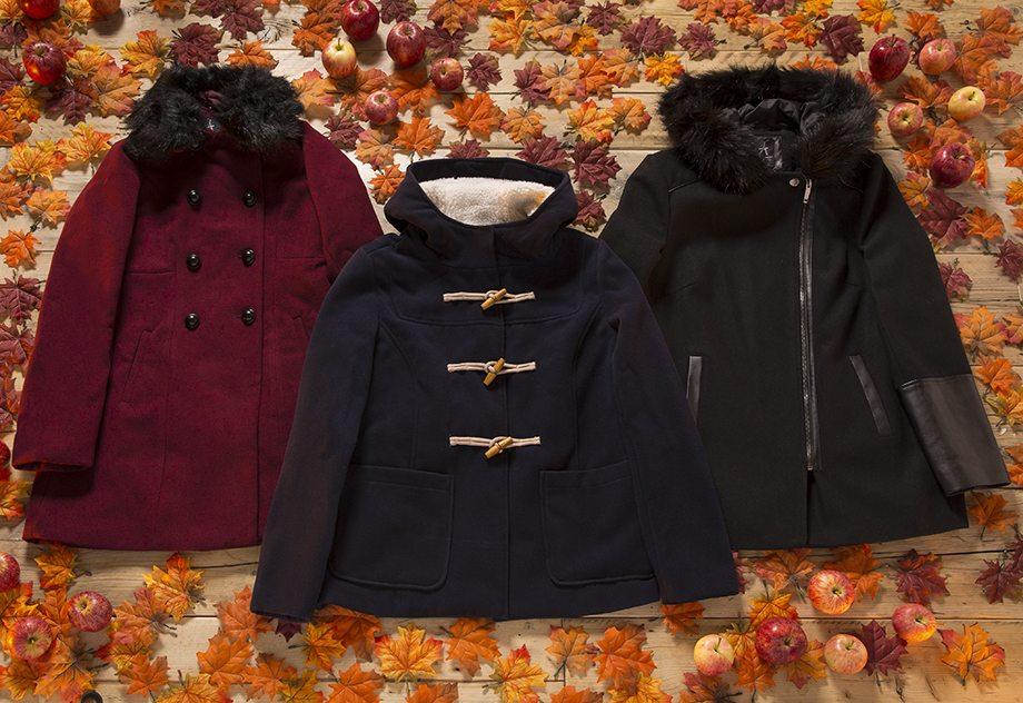 coleccion abrigos primark otoño