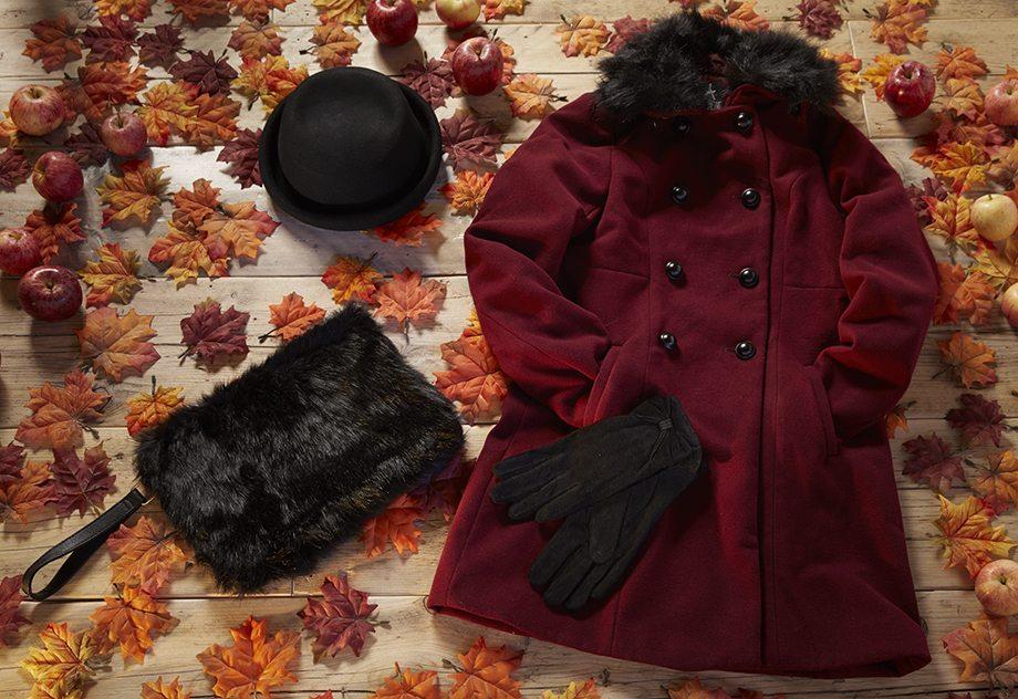 primark abrigos otoño