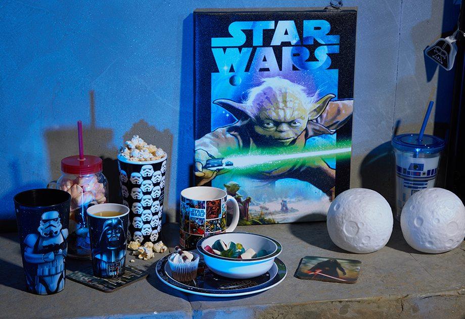 Accesorios Star Wars Primark