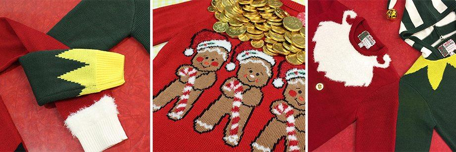 Jerséis navideños primark