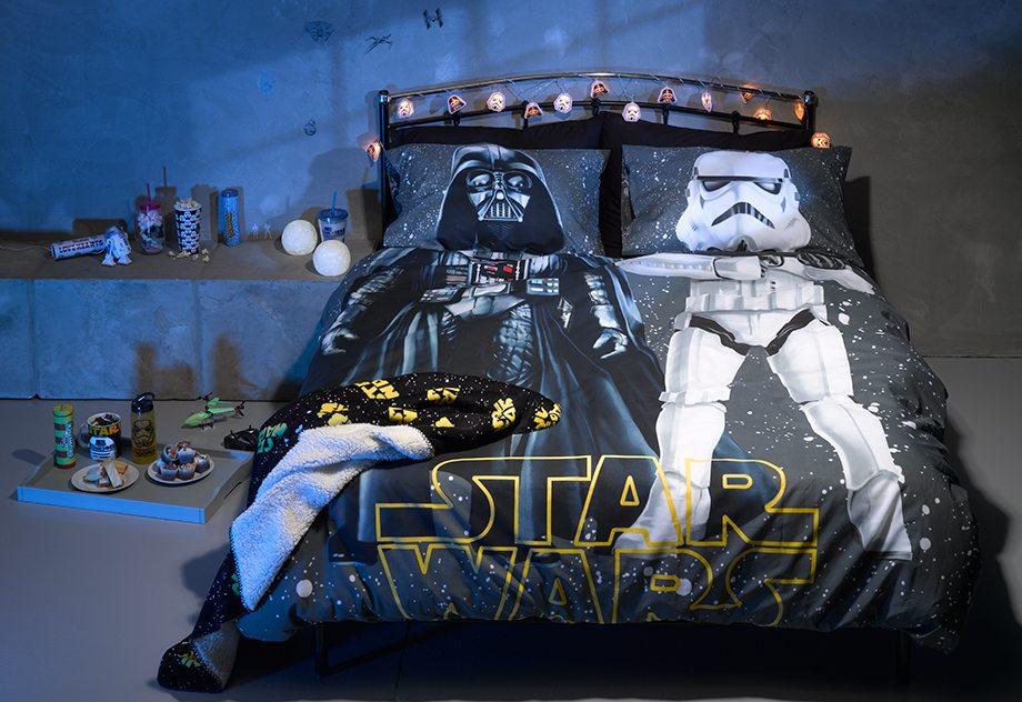 Ropa de cama Star Wars Primark