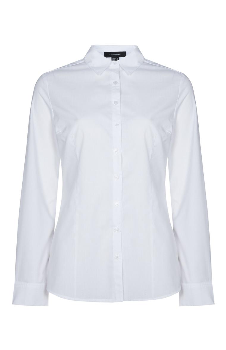 Resultado de imagen de camisas blancas mujer