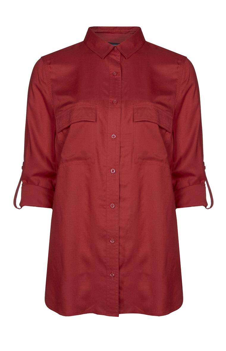 Camisas con bolsillos para mujer primark cat logo online - Primark granada catalogo ...