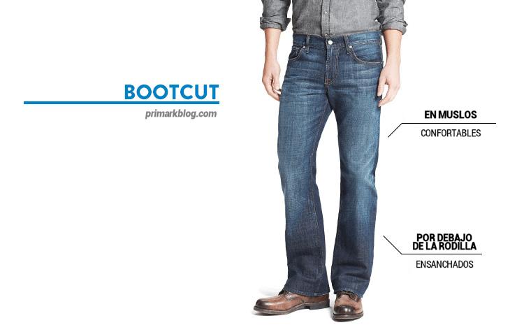Que significa slim bootcut