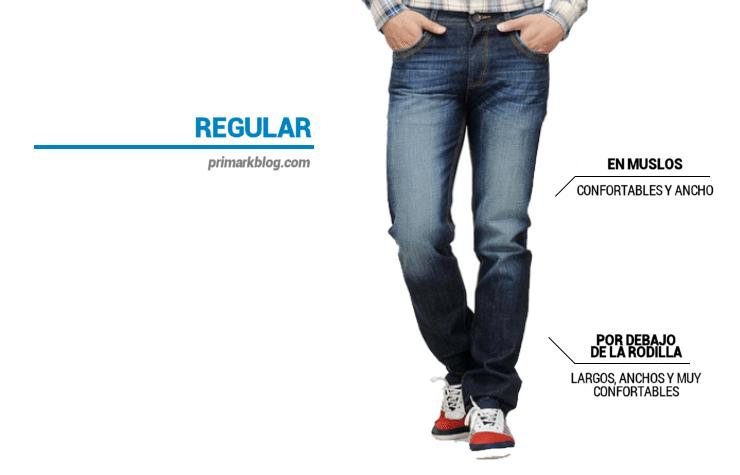Regular vaqueros Jeans Primark