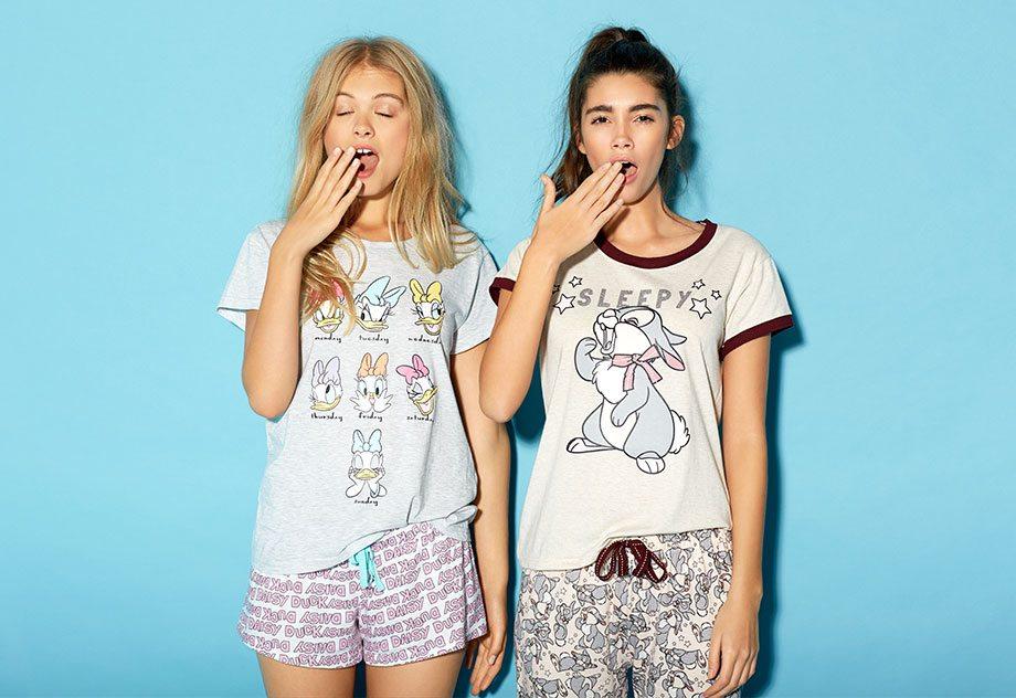 Pijamas a 3 euros Primark