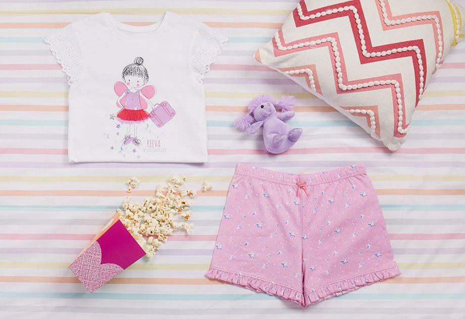 Pijamas para niños