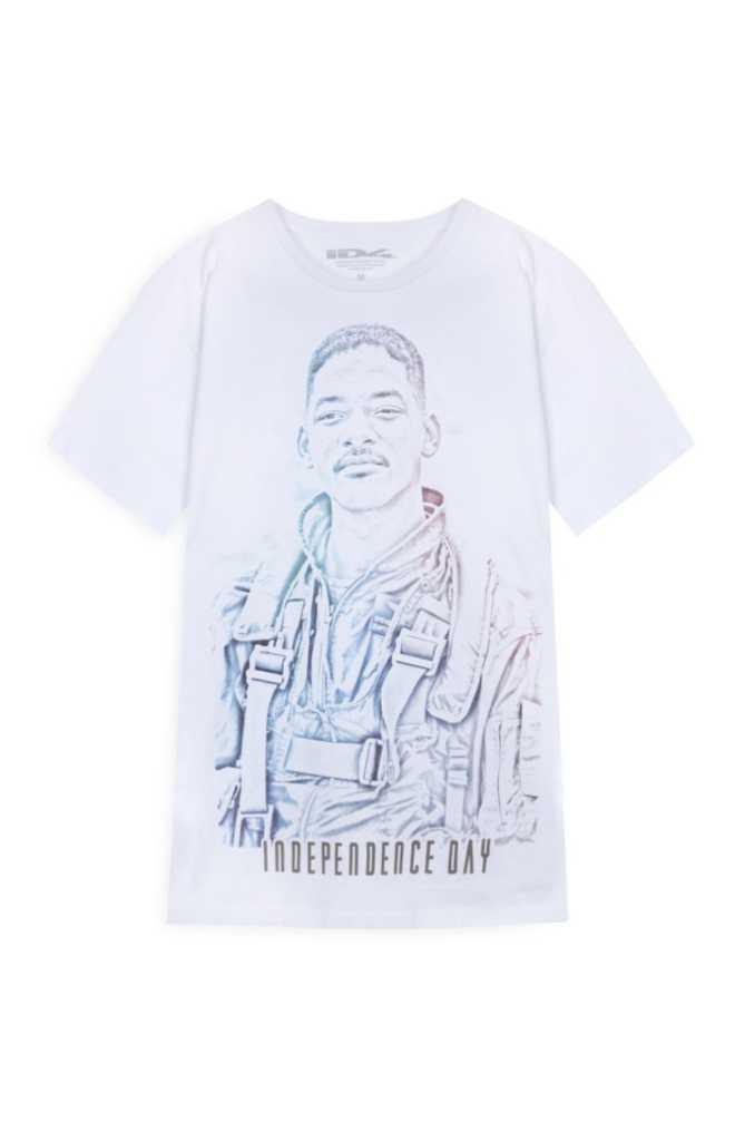 Camiseta de Independence Day 8€