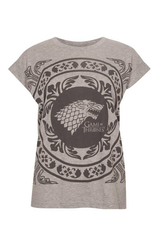 Camiseta Gris 10€ (Disponible desde Enero 2016)