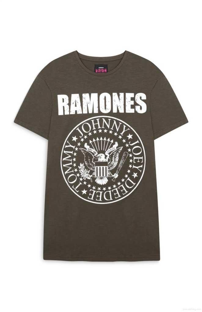 Camiseta de Ramones 10€