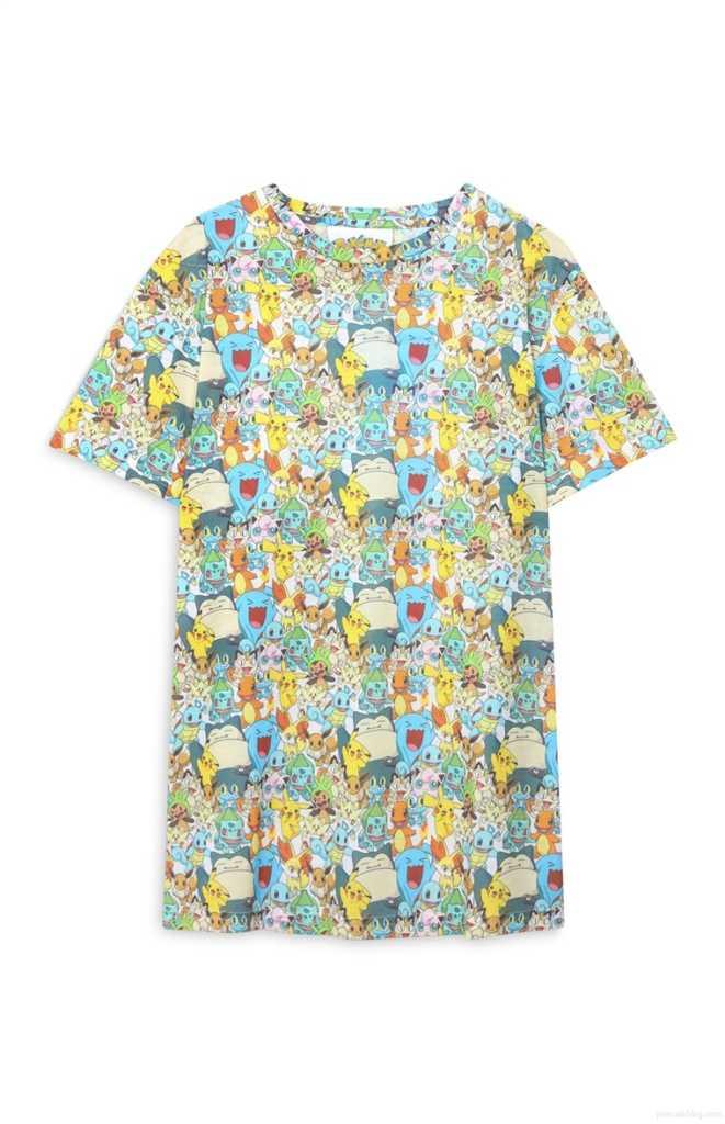 Camiseta de Pokémon 10€