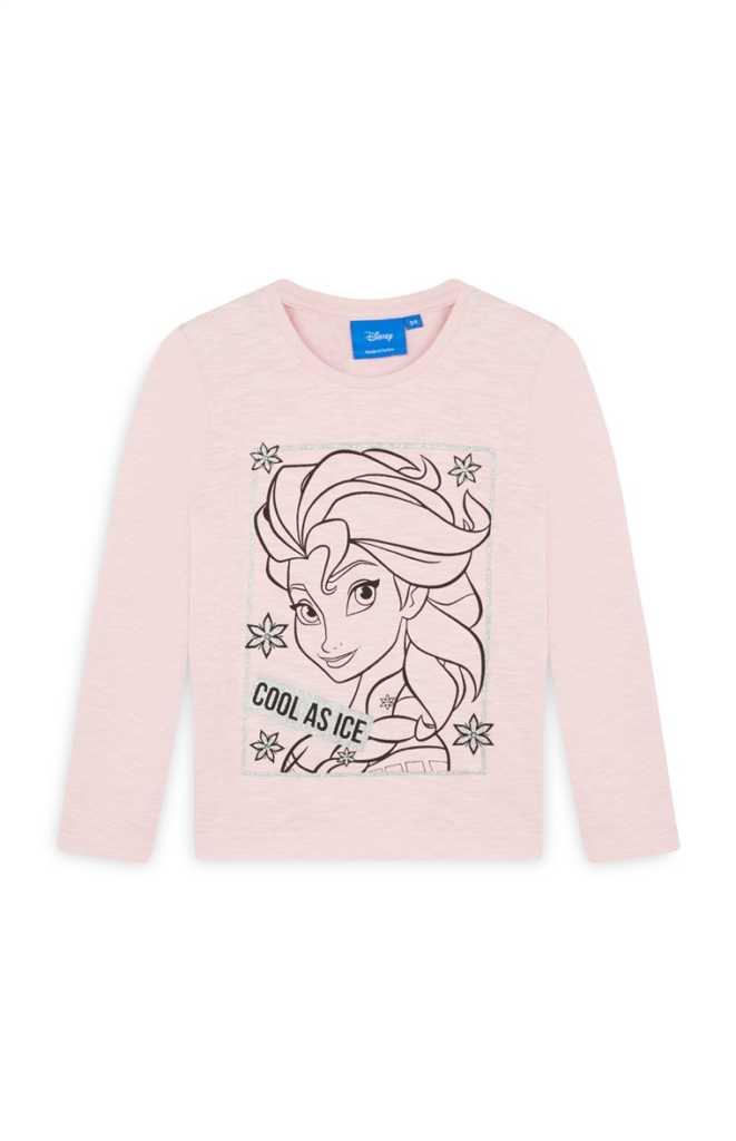 Camiseta rosa de Frozen 7,00€