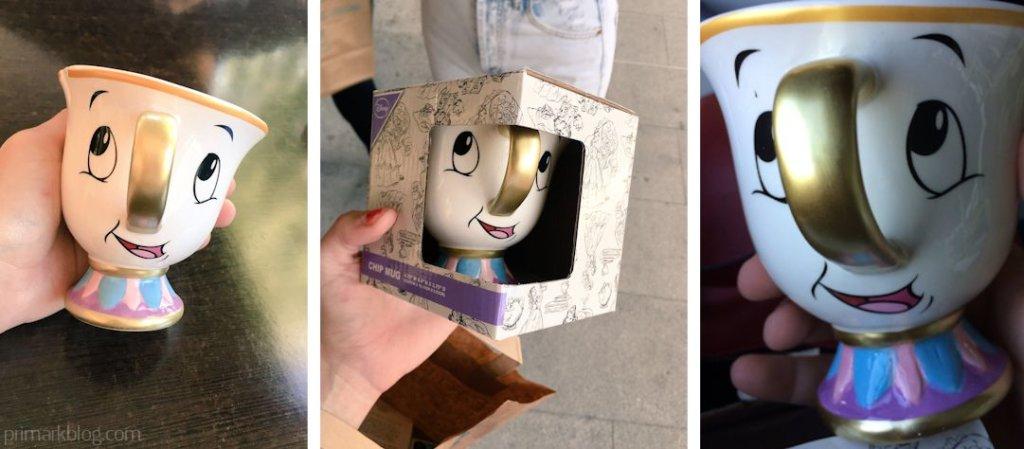La taza Chip de Primark llega a España