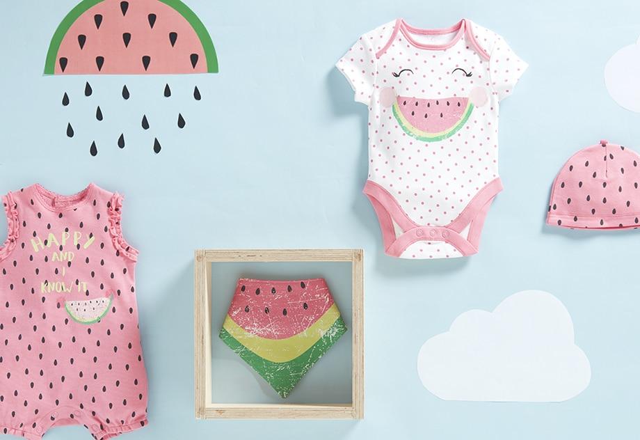 Tienda nuevo estilo selección especial de Ropa de verano para recién nacidos - PRIMARK Catálogo Online