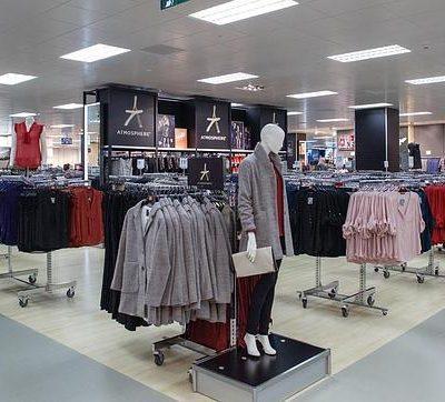 Nueva tienda primark almeria