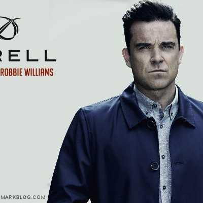 Robbie Williams Farrell Primark