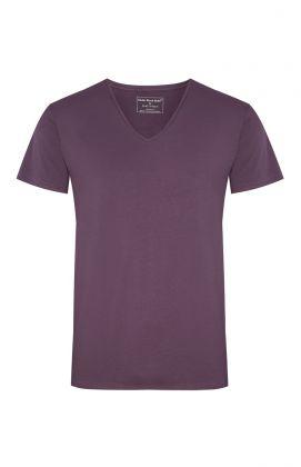 camisetas de pico Primark - Morado