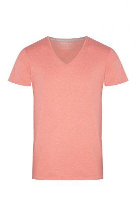 camisetas de pico Primark - Naranja