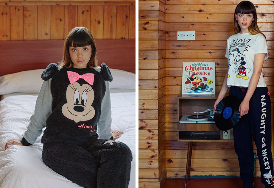 Los Pijamas De Minnie Para Mujer Aterrizan En Primark Primark Catalogo Online