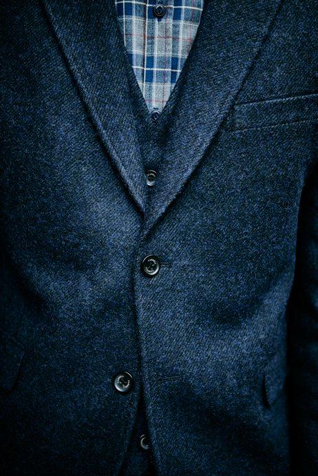 Americana de lana Primark