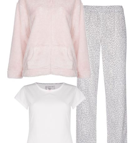 Pijamas de 3 piezas Primark