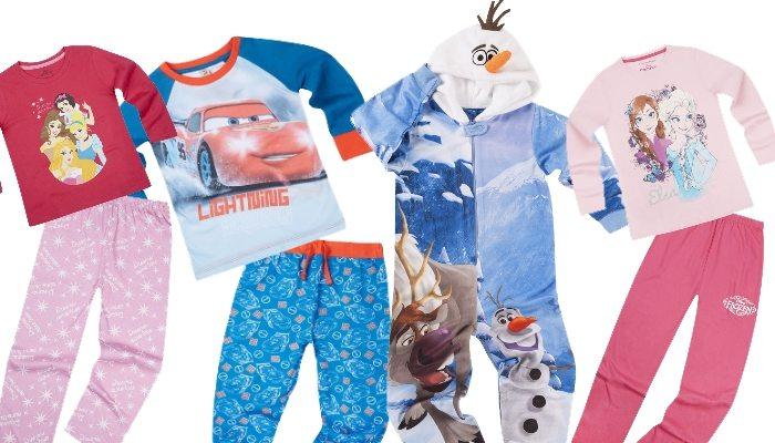 Pijamas infantiles niños primark