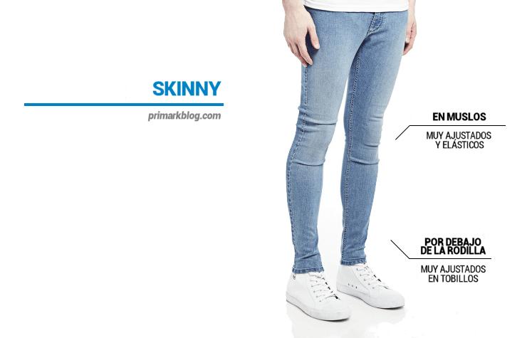Guia De Vaqueros Skinny Slim Straight Bootcut Y Regular