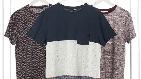 Camisetas hombre primark primavera verano 2016