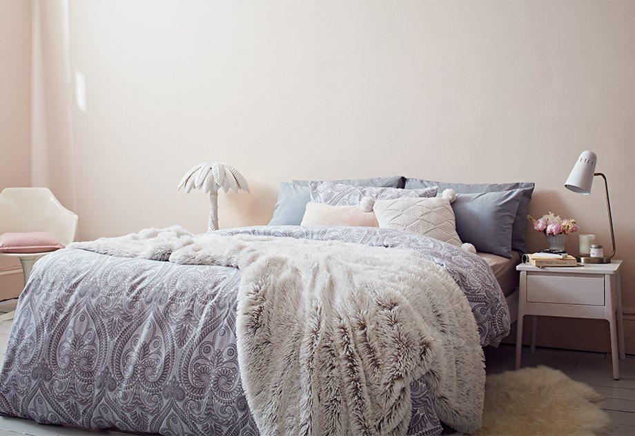 Decoraci n de interiores ropa de cama cojines y mantas - Primark ropa de cama ...