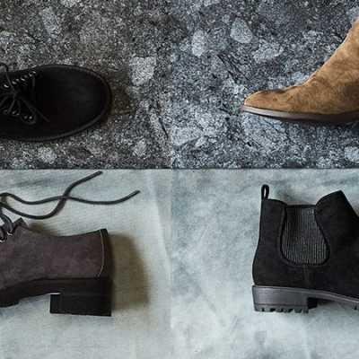 zapatos y botas primark