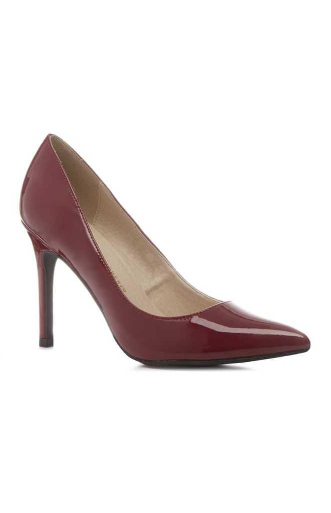 Zapatos de charol primark cat logo online - Charol zapateria ...