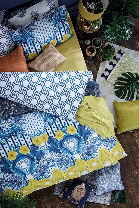 Estilo hawaiano la ltima tendencia en moda hogar de primark - Sabanas primark precio ...