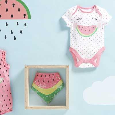 Ropa de verano para recién nacidos