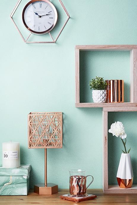 accesorios de hogar tonos rosados primark cat logo online