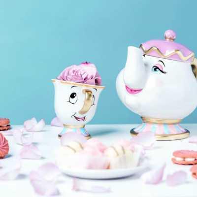 Primark: La taza Chip, la señora Potts y el reloj Din Don